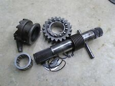 CZ 250 AHRMA CZ250 Used Engine Kickstarter Spindle Shaft 1973 WD SM275