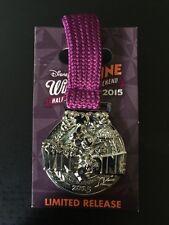Wine & Dine 2015 LE Half Marathon Disney pin~