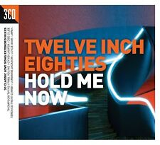 HOLD ME NOW 12 '' (PAUL YOUNG, THOMPSON TWINS, KING,...) 3 CD NEU
