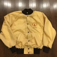 Vintage Ontario Sires Stakes Horse Racing Jacket Mens Size S/M