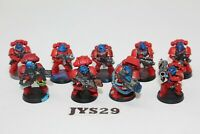 Warhammer Space Marine Blood Angels Tactical Marines - JYS29