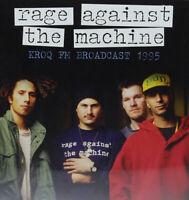 Rage Against the Machine KROQ FM Broadcast 1995 CD 2018 *NEW* Gift Idea RARE
