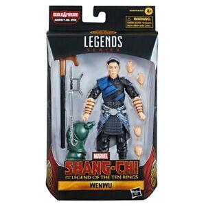 Marvel Legends Shang-Chi Legend Of Ten Rings - Wenwu (BAF Mr. Hyde)