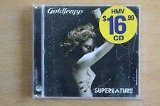 Goldfrapp  – Supernature    (C355)