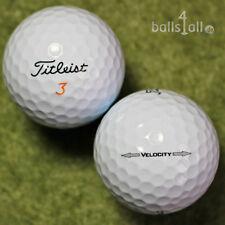 100 Golfbälle Titleist Velocity AAA/AAAA Qualität 2x 50 Bälle Lakeballs Golf