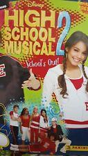 HIGH SCHOOL MUSICAL 2 SCHOOLS OUT STICKER ALBUM (EMPTY)