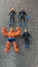 Marvel Legends Fantastic Four All 4 ( As Is ) Loose