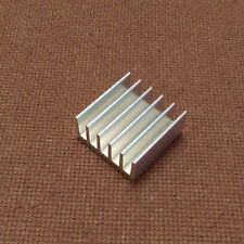 1 inch Heat Sink Aluminum (1.0 x 1.0 x 0.464) inches. Low Thermal Resistance.