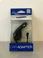 New Official SAMSUNG Micro USB Car Charger Factory Sealed !!!