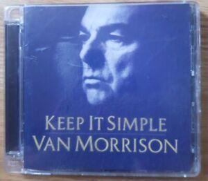 Van Morrison Keep it simple cd album 2008.