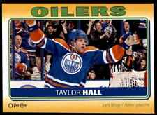 2012-13 O-Pee-Chee Stickers Taylor Hall #S-44