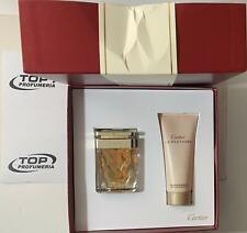 Cartier La Panthere 50ml Eau de Parfum EDP + 100ml Docciaschiuma Set Regalo