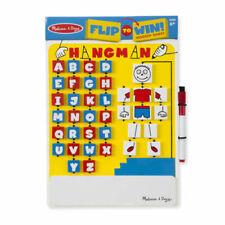 Melissa & Doug 2095 Flip to Win Hangman