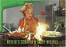 TC Star Trek Voager Season 1 Series 2 Neelix's Scratch N Sniff Recipes Card R5