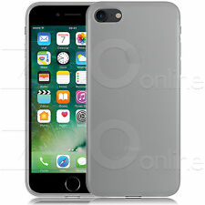 Clear Premium Flexible Gel Skin For Apple iPhone 7 Mobile Phone Case