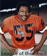 Cfl 70's Bc Lions Carl Weathers Apollo Creed Rocky Color 8 X 10 Photo Picture