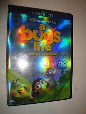 A Bug's Life Disney/Pixar Collector's Edition FOIL Cover 2003 DVD