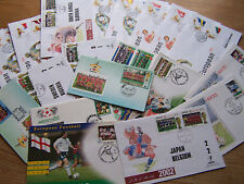 20 DIFFERENT FOOTBALL COVERS,EXCELLENT LOT.