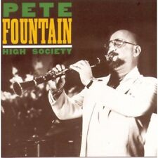 New: Fountain,Pete: High Society  Audio Cassette