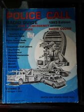 Police Call Radio Guide 1993