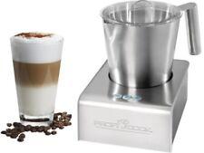 Milchaufschäumer Edelstahl Milchschäumer Cappucciono Latte Proficook PC-MS 1032
