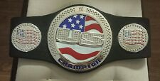 "WWE WWF United States Championship US Spinner Jakks Belt 32"" Waist RETIRED CENA"