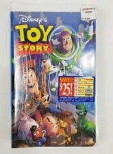 Vhs toy story il mondo dei giocattoli cartoni animati walt disney