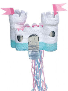 Pinata Princess Party Castle Fairrytale Mexican Party Game Birthday Bash New