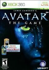 James Cameron's Avatar: The Game (Microsoft Xbox 360, 2009) - DISC ONLY