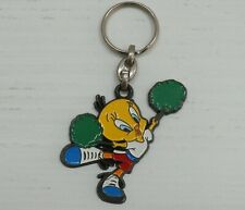Portachiavi  Key Ring Holder Titti Looney Tunes ( Tweety Bird Pie) 6 cm Warne...
