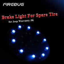 Firebug Jeep Wrangler 3rd Brake Light,  Jeep JK Accessories Spare Tire Lights
