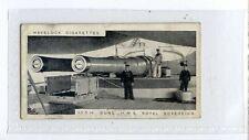 (Ju779-100)Wills Havelock,Modern War Weapons,13.5in Guns,1915 #46
