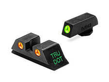 Meprolight TRU-DOT SURE SHOT Tritium Night Sight Orange for Glock 17/19/22/23/31