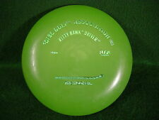 1983 DISC GOLF ASSOCIATION KITTY HAWK DRIVER HOOKER GOLF DISC WEIGHT-115 GRAMS