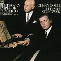 Glenn Gould - Beethoven Piano Concerto No 5 In EFlat Major Op 73 Emperor [CD]