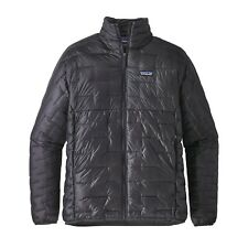 NWT Patagonia Mens Micro Puff Jacket Size M Color Forge Grey #9406
