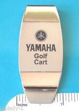 YAMAHA golf cart -  money clip GIFT BOXED
