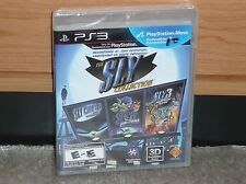 PS3 - THE SLY COLLECTION HD (Brand NEW Sealed) 3 games in 1 Sly Cooper RARE Find