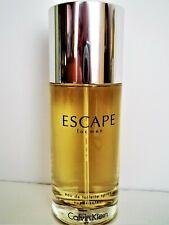 Calvin Klein ESCAPE Mens Eau De Toilette Spray (EDT), NEW, 3.4 fl oz/ 100 mL