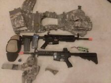 Airsoft Gear. Barely used! Great condition! Check Descriptions for Prices!!