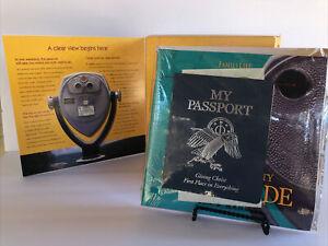 Passport 2 Purity P2P Getaway Kit Passport2Purity Christian audio Set Ages 10-15