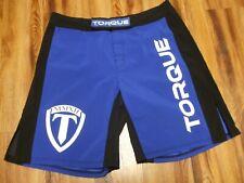 Torque Mmxii Fighting Shorts Size 36