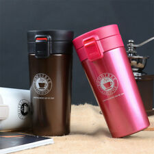380ML Stainless Steel Travel Mug Coffee Tea Vacuum insulated Thermal Cup Bottle