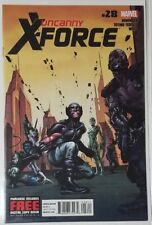 Uncanny X-Force #28 Marvel Comics 2012 Psylocke Deadpool Wolverine