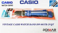 VINTAGE CASIO ORIGINAL BAND / CORREA DW-003TB-2VQT