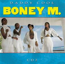 BONEY M. : HIT COLLECTION 2 - DADDY COOL / CD (BMG ARIOLA MILLER 1996)