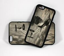 Retro Star Wars World War II Tie Fighter  iPhone 6 6S+ phone case