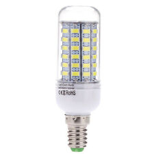E14 15W 5730 SMD 69 LED Mais Lampe Energieeinsparung 360 Grad Weiss 200-240V GY