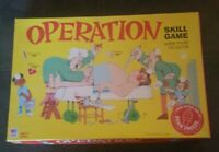 Operation 1965 Milton Bradley All Parts Included