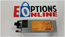 HP Gen9 800W Power Supply 754381-001 723599-001 720479-B21